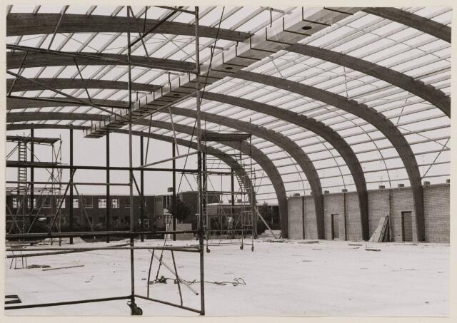 086262 - bouw van de sporthal van De Salamander