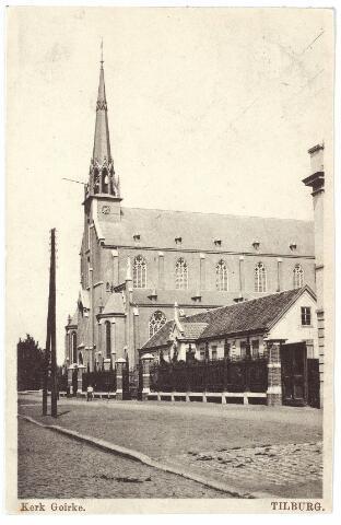 000589 - Mariaschool en kerk St. Dionysius Goirkestraat.