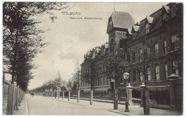 000139 - Missiehuis van de missionarissen Bredaseweg.