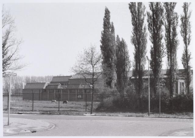 014605 - Gebouwen van de Tilburgse Wolwasserij aan de Berglandweg