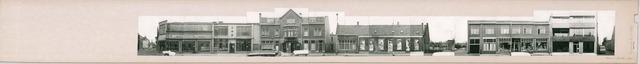 1625_0240 - Fotostrook; straatwand; panden aan de linten en hoofdverbindingswegen in het centrum van de stad; Primus van Gilsstraat 1-27