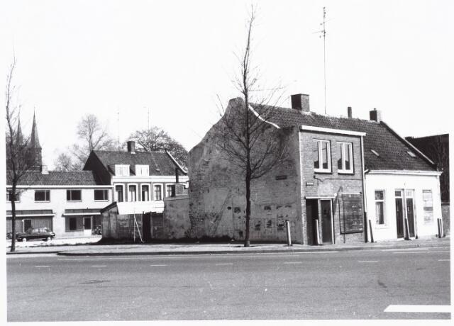 027347 - Besterdring. Links achterin: Korte Nieuwstraat. Rechts: NS Plein, voorheen Atelierstraat.