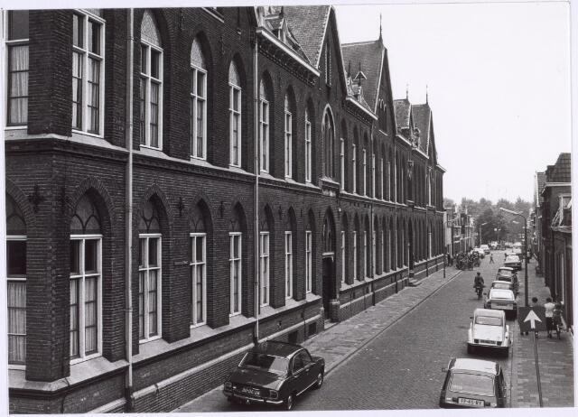 017555 - Klooster van de zusters ursulinnen op de hoek Dionysiusstraat - Elzenstraat