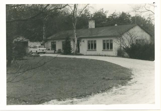 650873 - Gebied waar de latere woonwijk 'De Reeshof' is gebouwd.