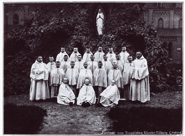 062192 - Kloosters. Abdij van Onze Lieve Vrouw van Koningshoeven aan de Eindhovenseweg 3 (Juvinaat)