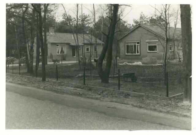 650871 - Gebied waar de latere woonwijk 'De Reeshof' is gebouwd.