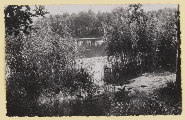 075239 - Serie ansichten over de Oisterwijkse Vennen.  Ven: Kolkven