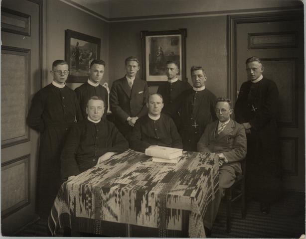 653009 - St. Antoniusschool, personeel.
