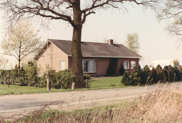 650852 - Gebied waar de latere woonwijk 'De Reeshof' is gebouwd.