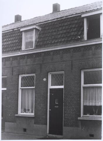 022653 - Pand Hoogtedwarsstraat 34 begin 1973