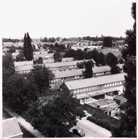 036741 - Panorama van Tilburg vanaf het verpleegtehuis St. Jozefzorg aan de Wethouderslaan
