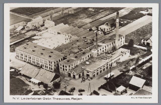 057895 - Rijen, N.V. Lederfabriek Gebr. Theewes.