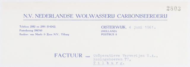 057145 - Briefhoofd. Oisterwijk.