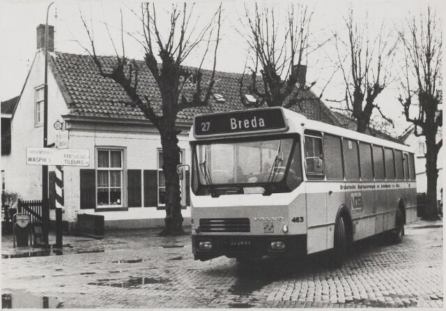 059200 - Openbaar vervoer. BBA bus.