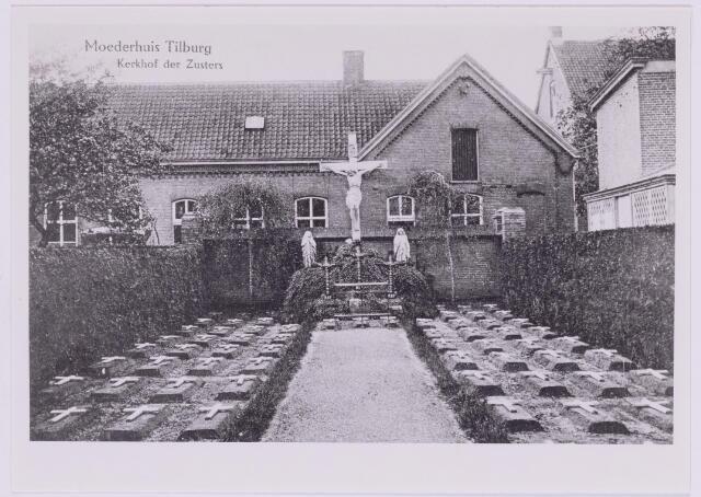 037384 - Kerkhof van de zusters van het moederhuis van de zusters van liefde van O.L.V. Moeder van Barmhartigheid aan de Oude Dijk.