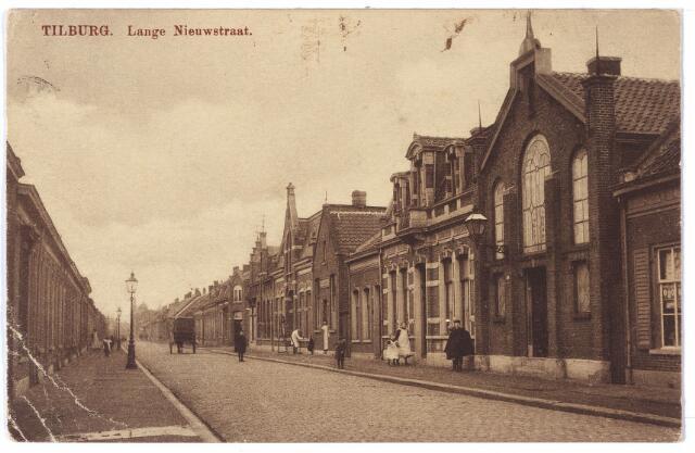 001611 - Lange Nieuwstraat (zie nr. 10312)