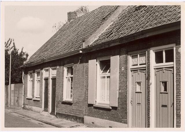 017485 - Panden aan de Oude Veldstraat, thans Deken Sandersstraat