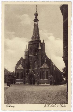 002357 - Kerk van St. Dionysius (Heike) aan de Markt, nu Stadhuisstraat 6.