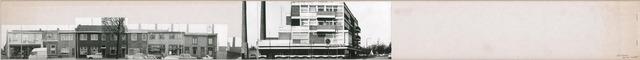 1625_0234 - Fotostrook; straatwand; panden aan de linten en hoofdverbindingswegen in het centrum van de stad; Piusstraat 309-413; foto's werden tussen 1976 en 1985 gemaakt. (foto gemaakt in periode 1976-1985)