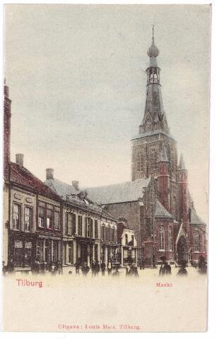 001850 - Oude Markt, voorheen de  Markt.