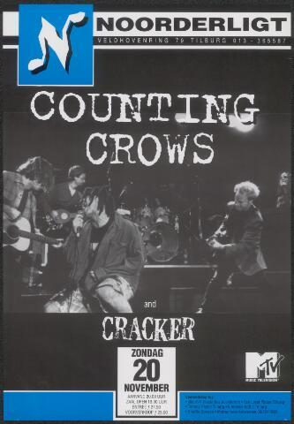 650313 - Noorderligt. Counting Crows. Support act: Cracker