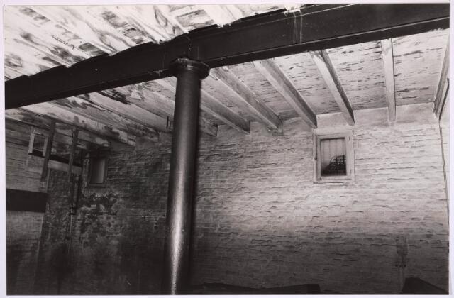 030900 - Schoolstraat. Kaardenfabriek. (foto gemaakt in periode 1972-1980)