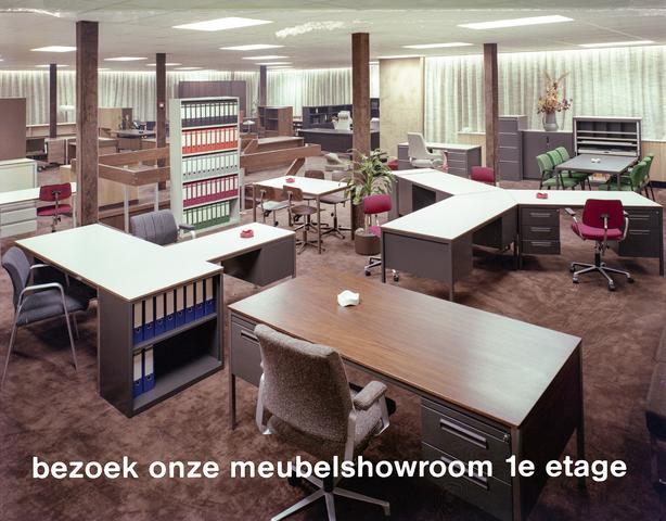 D-001949-1 - Jan van Laarhoven, drukkerij-boekbinderij-kantoormeubelen-kantoorboekhandel, Wilhelminapark