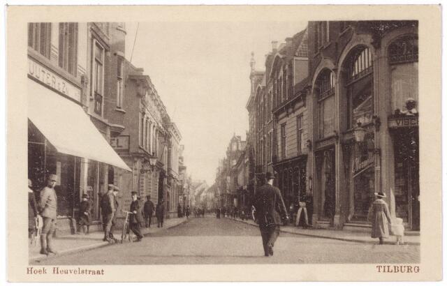 001175 - Heuvelstraat richting Heuvel ter hoogte van de Oude Markt.
