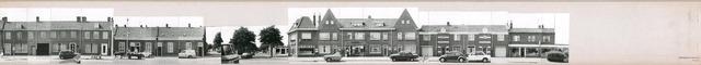 1625_0017 - Fotostrook; straatwand; panden aan de linten en hoofdverbindingswegen in het centrum van de stad; ; foto's werden tussen 1976 en 1985 gemaakt. (foto gemaakt in periode 1976-1985)