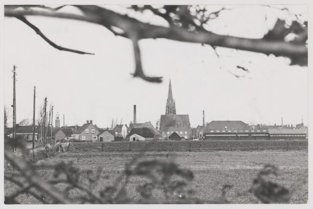 081972 - Rijen, Uitbreidingsplan richting Tilburg