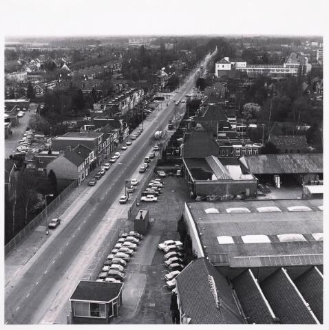 036734 - Panorama van Tilburg vanaf de watertoren (Bredaseweg)