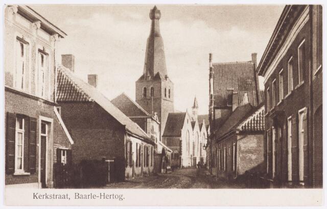 055191 - Kerkstraat, Baarle-Hertog.