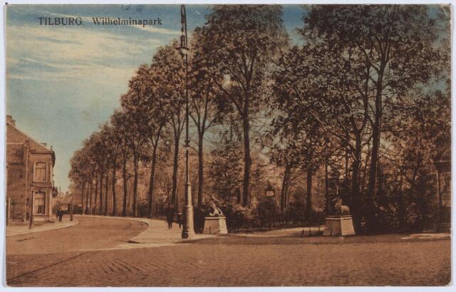 002866 - Ingang Wilhelminapark.