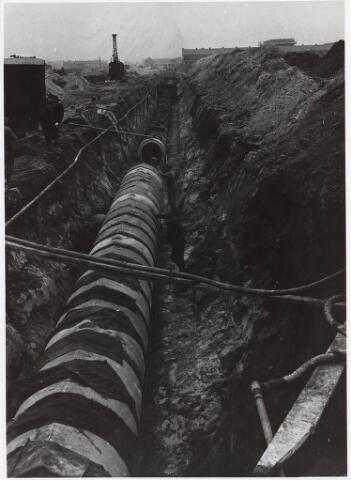 """035427 - """"t Zand"""" Aanleg van de riolering vanaf de Dongenseweg in verband met het bouwrijpmaken van de bouwterreinen in het bouwplan """"t Zand"""