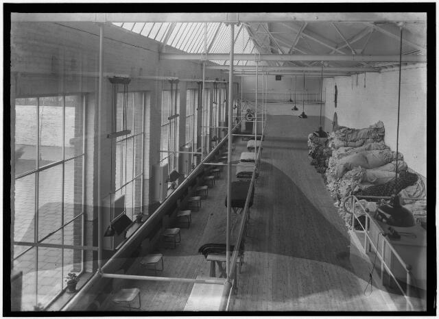 050909 - Textielindustrie. Interieur Triborgh N.V. Wollenstoffenfabriek, Bisschop Zwijsenstraat 44.