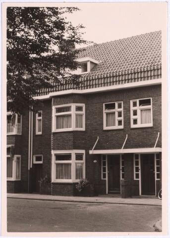 022947 - Pand Jan van Beverwijckstraat 13  eind september 1962