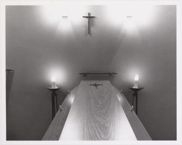 041867 - Elisabethziekenhuis. Gezondheidszorg. Ziekenhuizen. Rouwkamer in het St. Elisabethziekenhuis