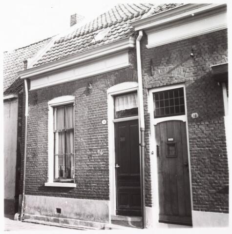 033837 - Voorgevel pand Veestraat 16