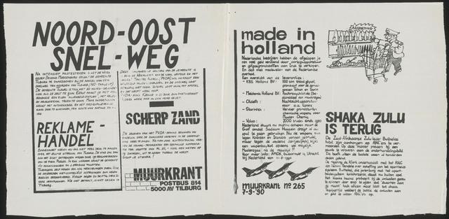 668_1990_265 - Noord-oost, snel-weg/made in Holland