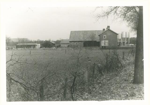 650867 - Gebied waar de latere woonwijk 'De Reeshof' is gebouwd.