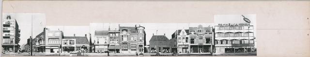 1625_0110 - Fotostrook; straatwand; panden aan de linten en hoofdverbindingswegen in het centrum van de stad; Heuvelring 31-69; foto's werden tussen 1976 en 1985 gemaakt. (foto gemaakt in periode 1976-1985)