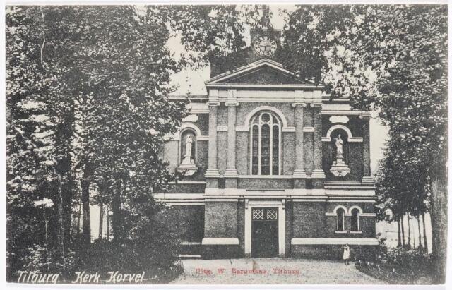 040065 - Kerk op het Korvelplein .