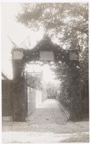 039500 - Sigarenindustrie. Sigarenfabriek Guldenvlies v/h Majoie herdenkt het 25-jarig bestaan.