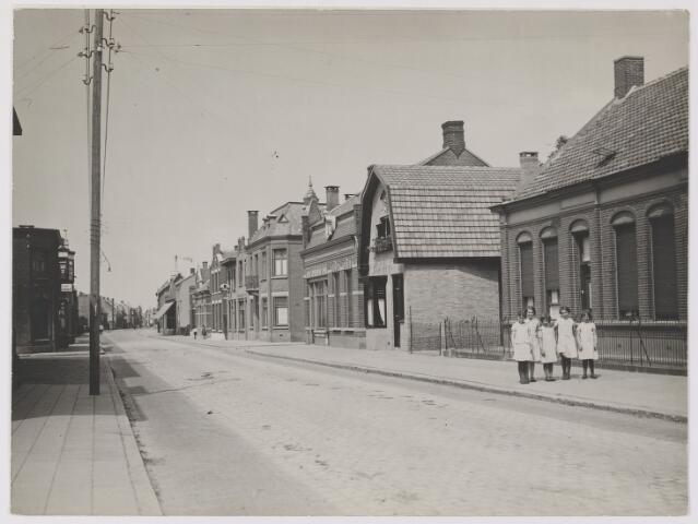 082450 - Gilze, Nieuwstraat, nabij kruising met Lange en Korte Wagenstraat