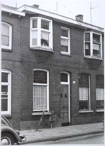 024404 - Pand Korte Nieuwstraat 16 halverwege oktober 1969