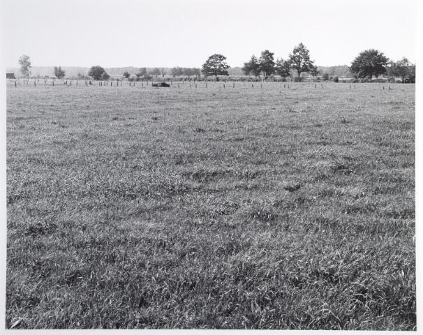 015372 - Landschap. Omgeving van de voormalige spoorlijn Tilburg - Turnhout, in de volksmond ´Bels lijntje´ genoemd