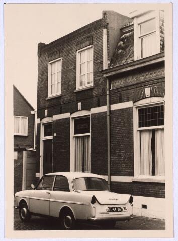 023735 - Pand Klaverstraat 81 medio 1967