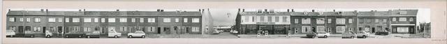 1625_0121 - Fotostrook; straatwand; panden aan de linten en hoofdverbindingswegen in het centrum van de stad; ; foto's werden tussen 1976 en 1985 gemaakt. (foto gemaakt in periode 1976-1985)