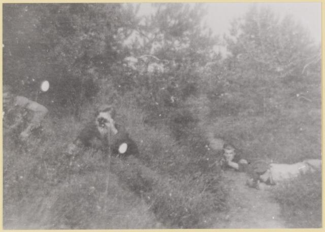 077450 - Tweede wereldoorlog 1940-1945 Illegaal werk. Verzetsgroep