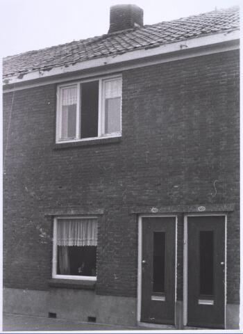 022655 - Pand Hoogtedwarsstraat 40 begin 1973